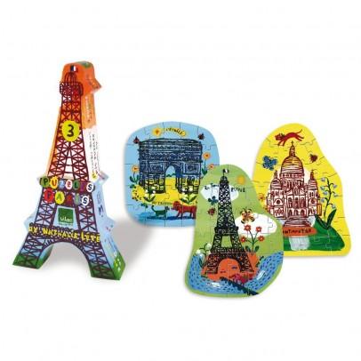 Vilac Puzzles Paris Nathalie Lété-product