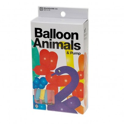 Worldwide Co Ballons gonflables - Animaux Multicolore-listing