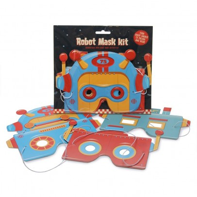 Worldwide Co Kit 'Masque de robot'-listing