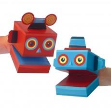 Worldwide Co Kit 'Marionnette Robot'-listing