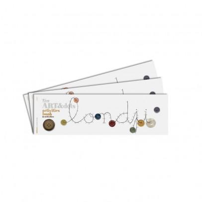 Londji Carnet de coloriage-listing