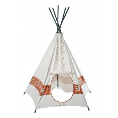 Helga Kreft Native Indian Tepee from the plains-listing