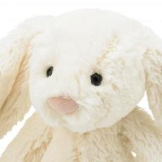 Jellycat Lapin Bashful - Crème-listing