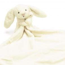 Jellycat Mantita Conejo Bashful - Crema-listing