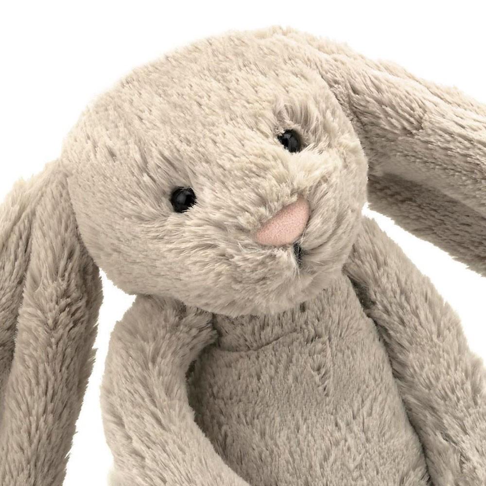 Jellycat Conejo Bashful de grandes orejas - Beige (31cm)-product