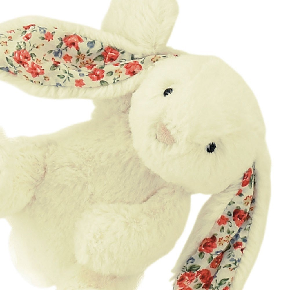 Bashful Blossom Cream Bunny Star Musical Pull-product