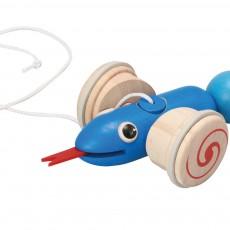 Plan Toys Serpiente de tirar-listing
