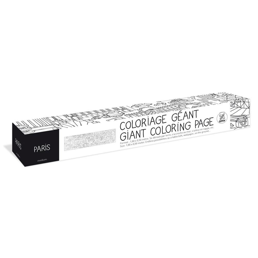 Omy Coloriage géant Paris-product