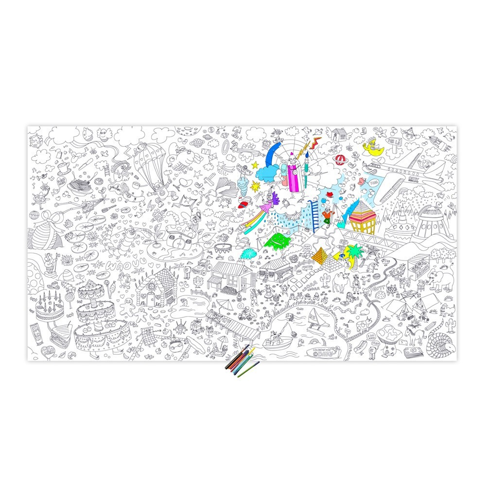Giant Colouring Set-product