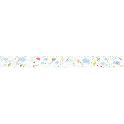 Poisson Bulle Windy Wall Sticker-product