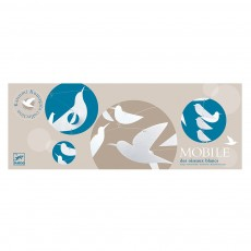 Djeco Mobile White Birds-product