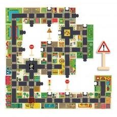 Djeco Puzzles La ciudad -product