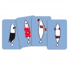 Djeco Jeu cartes mémoire Sardines-product