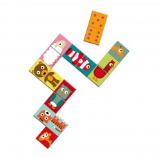 Djeco Puzzle Domino-product