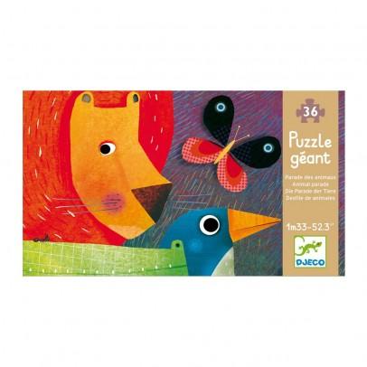 Djeco Puzzle gigante - La Cabalgata de los animales-product