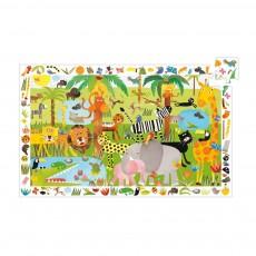 Djeco Puzzle de observación - La selva-listing