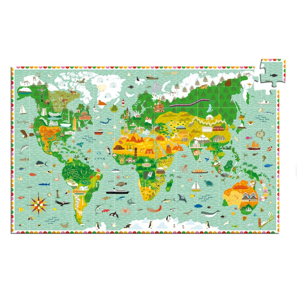 World Monuments Puzzle-product