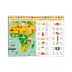 Djeco Puzzle Giro del Mondo-listing