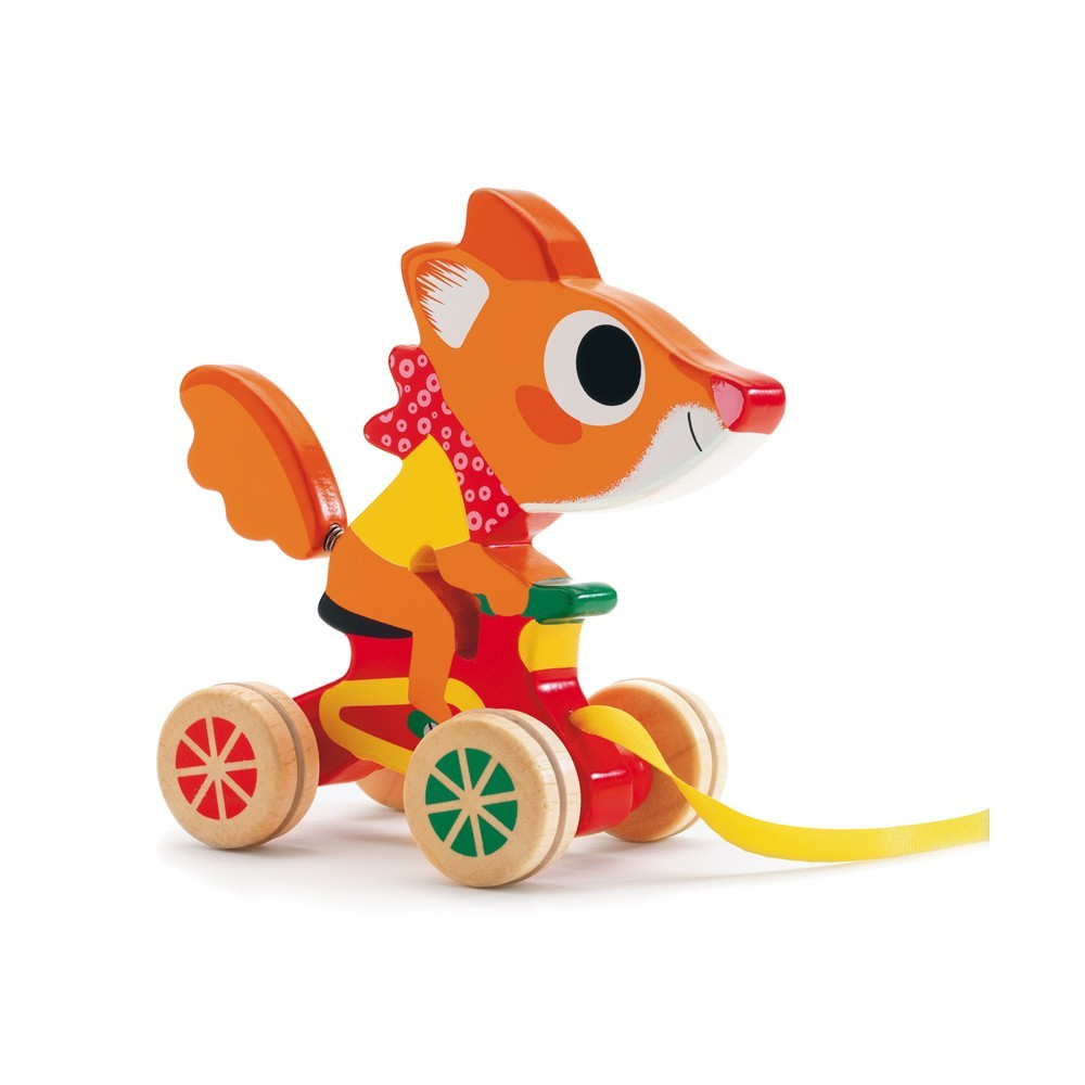 Djeco Scouic the Squirrel-product