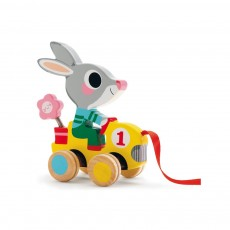 product-Djeco Roulapic the Rabbit