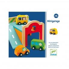 Djeco Minigarage-product