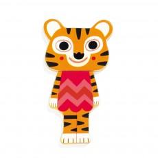 Djeco Puzzle 3 niveles-Tigre-product