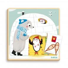 Djeco 3D Puzzle - Igloo-listing