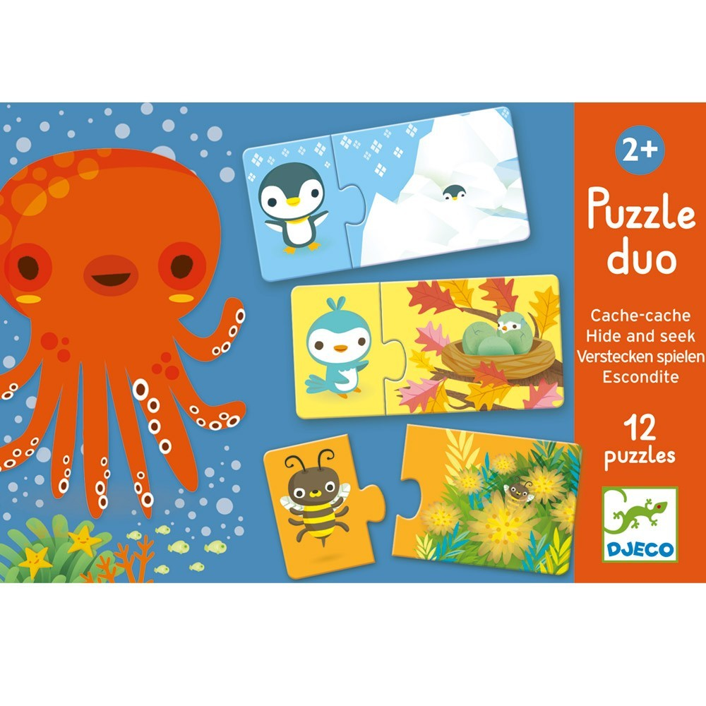 Djeco Hide and seek-product
