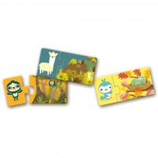 Djeco Puzzle Duo Cache-Cache-product