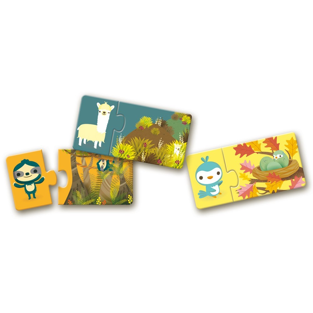 Puzzle Duo Cache-Cache-product