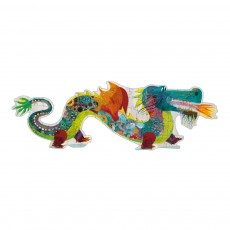 Djeco Giant Puzzle Leon the dragon-product