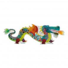 Djeco Puzzle géant Léon le dragon-listing