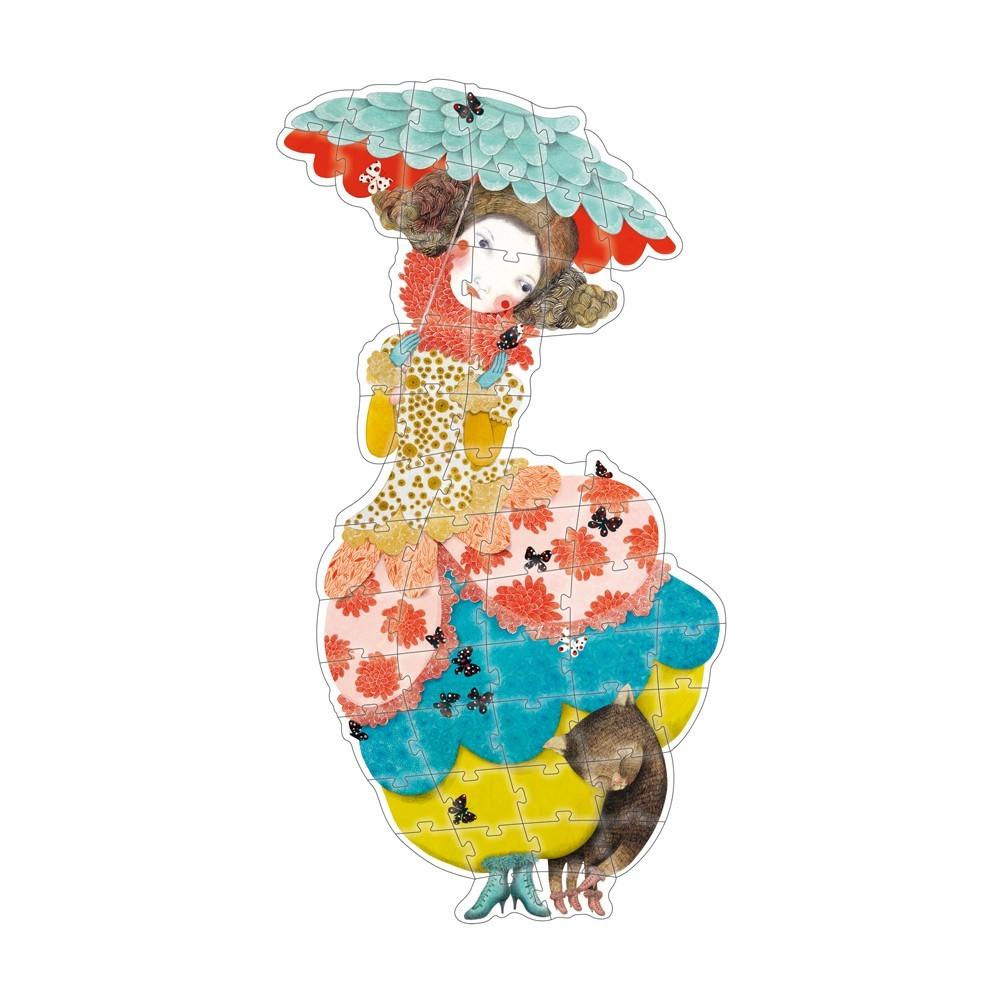 Djeco Giant Puzzle Princess Charline-product