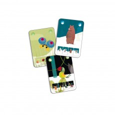 Djeco Playing Cards Mini Nature-product