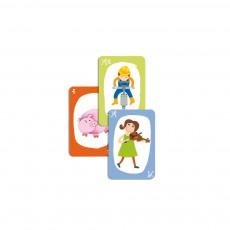 Djeco Gioco di carte Pouet Pouet-listing