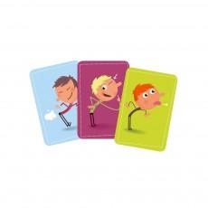 Djeco Gioco di carte memoria Tip Top Clap-listing