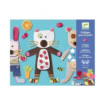 Djeco Collage for little ones-product