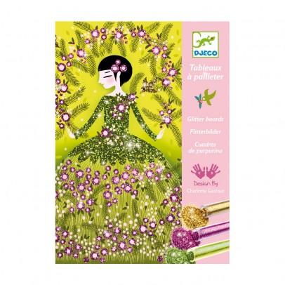Djeco Glitter dresses - Glitter boards-product