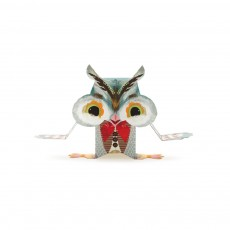 Djeco Wood - Paper toys-product