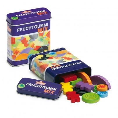 Erzi Boîte de bonbons colorés-listing