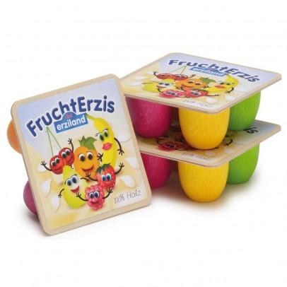 Erzi Set de 4 petit suisses de frutas-listing