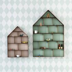 Ferm Living Casa de colección - Rosa pálido-listing