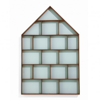 Ferm Living Casa de colección - Gris-listing