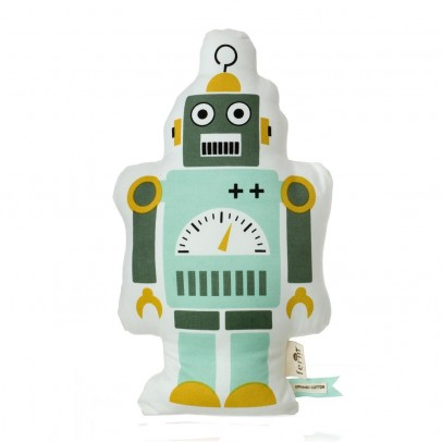 Ferm Living Mr Small Robot Cushion-product