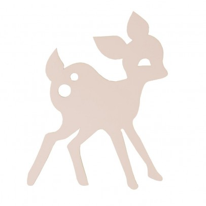 Ferm Living Fawn Pink Lamp-listing