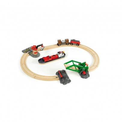 Brio Cargo Harbour Set-listing