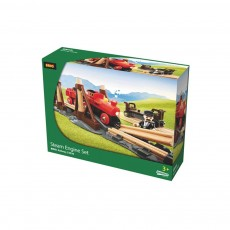 Brio Steam Engine Set-listing