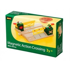 Brio Magnetic Crossing Level-listing