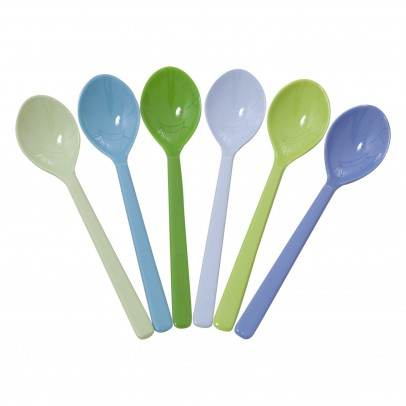 Rice Set of 6 mini Spoons-listing