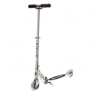 Micro Sprite Scooter - Silver-listing